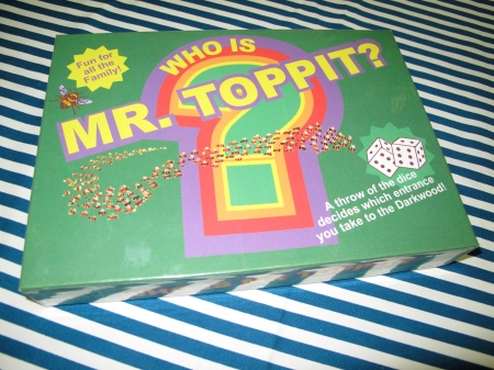 Who is Mr Toppit?