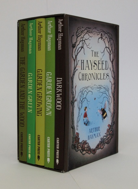 The Hayseed Chronicles Boxset