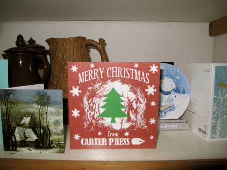Merry Christmas From The Carter Press
