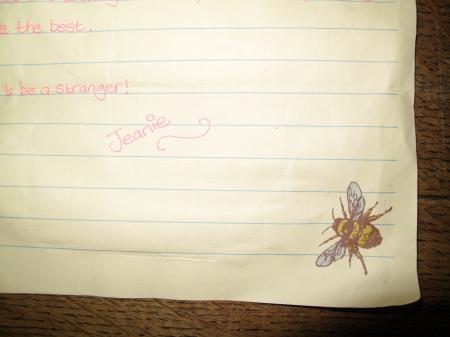 Fan Letter 3