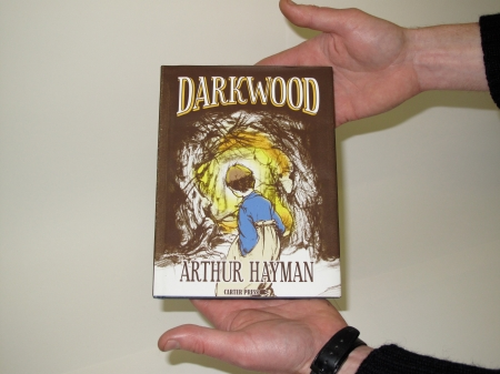 Darkwood by Arthur Hayman