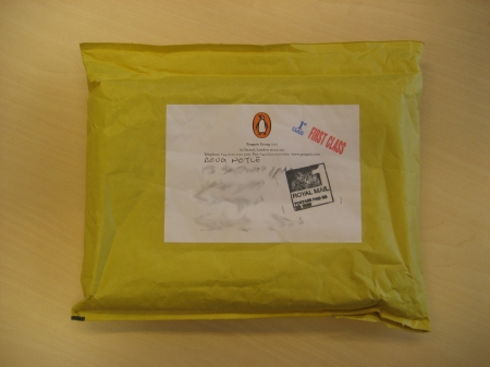 Package from Penguin