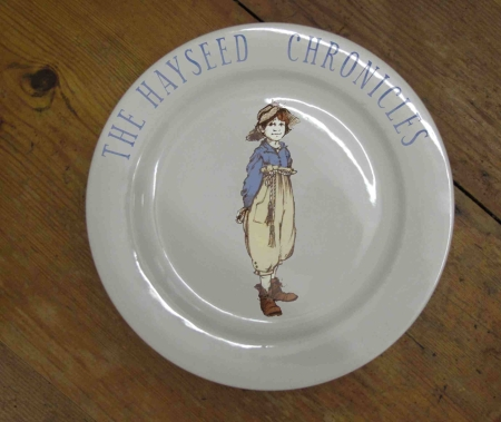 The Hayseed Chronicles Plate